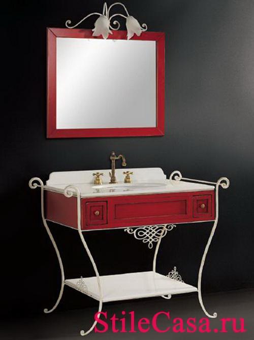 Il Tempo Del FERRO Мебель для ванной комнаты FR 575 T BO.