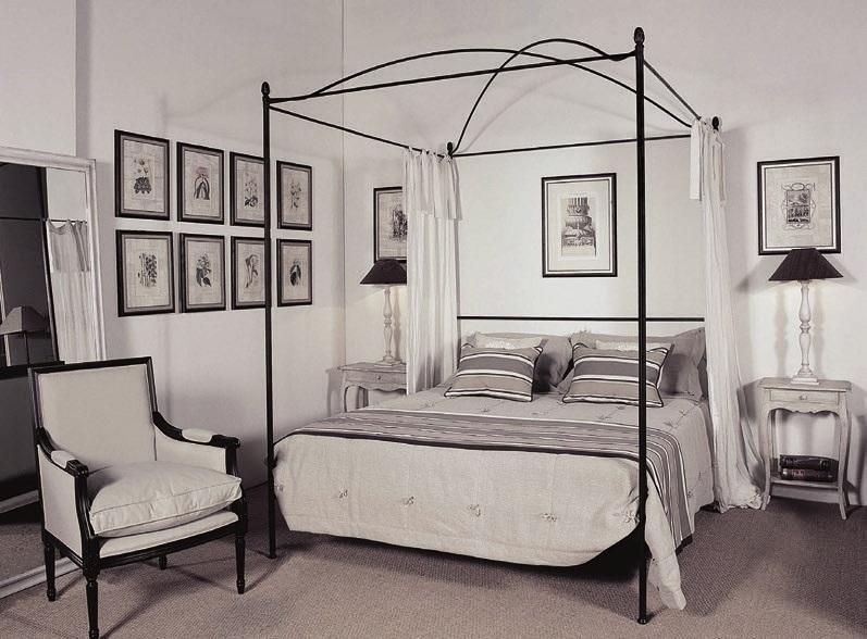 кровать с балдахином 120241 от фабрики Isabella Costantini купить