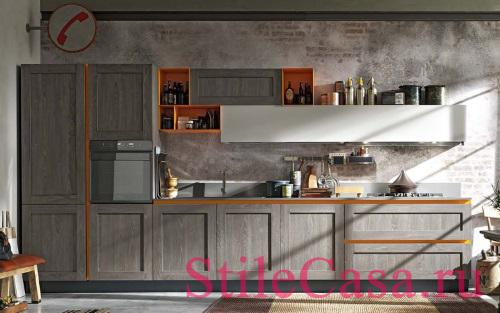 Кухня City, фабрика Stosa Cucine