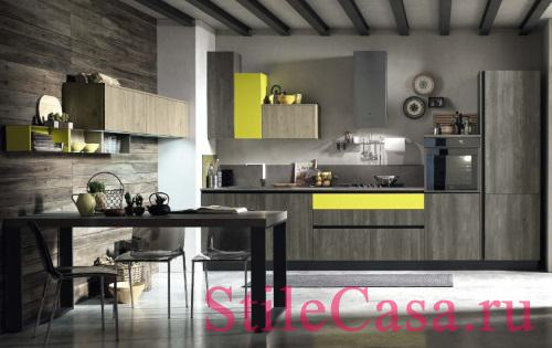 Кухня Maya, фабрика Stosa Cucine