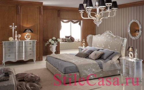 Кровать Silver, фабрика Piermaria