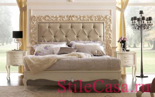 Кровать  Art. 2124, фабрика Giorgiocasa