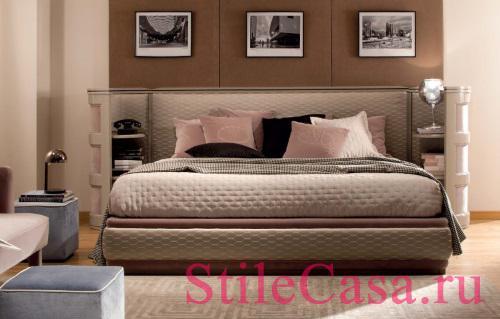 Кровать William, фабрика Mobilidea