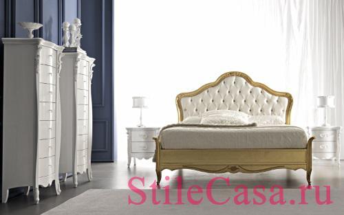 Кровать Gemma, фабрика CorteZari