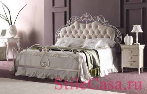 Кровать Olimpia, фабрика CorteZari