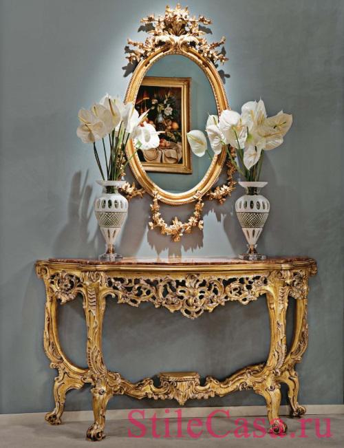 Консоль с зеркалом Art. 298, фабрика Medea