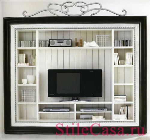 Мебель для ТВ 8110, фабрика Flai
