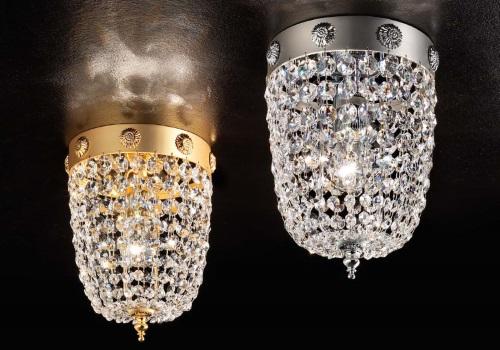 Потолочный светильник Elegantia, фабрика Masiero