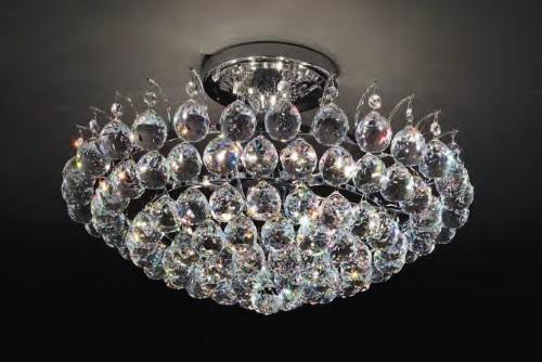 Потолочный светильник VE 808/PL3, фабрика Masiero