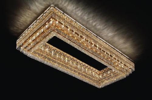 Потолочный светильник VE 821/PL44, фабрика Masiero