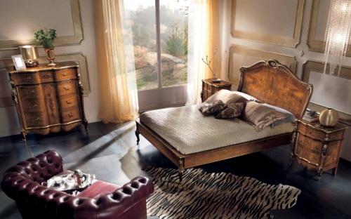 Кровать 0216, фабрика Giulia Casa