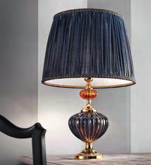 Настольный светильник VE 1040, фабрика Masiero