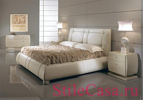 Кровать Admiral, фабрика Smania