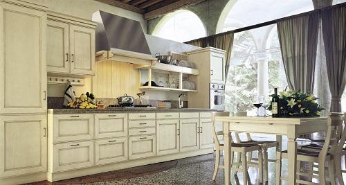 Кухня Settecento, фабрика GeD Arredamenti