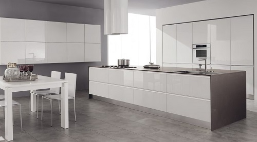 Кухня Seta, фабрика GeD Arredamenti