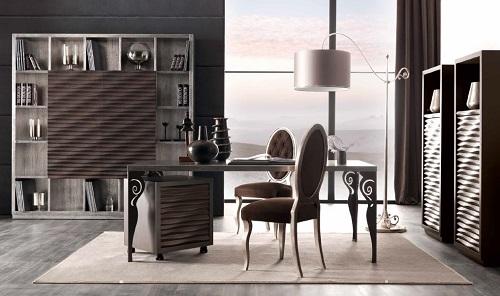 Письменный стол Ebon/Kaleido, фабрика CorteZari