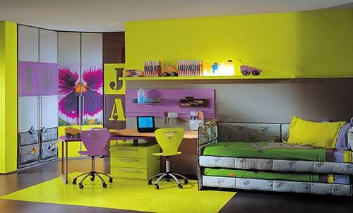 Мебель для детской Maku  bed 2, фабрика Cia international