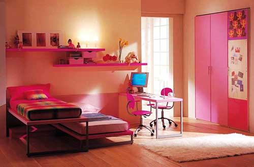 Мебель для детской Romantic, фабрика Cia international