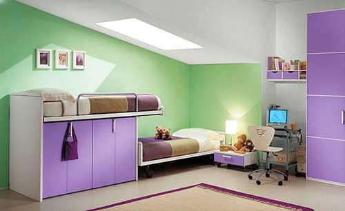 Мебель для детской Sled  4, фабрика Cia international