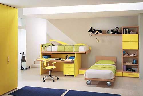 Мебель для детской Sled, фабрика Cia international