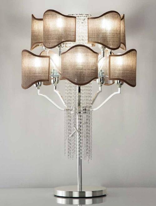 Настольный светильник Prive, фабрика Tredici Design