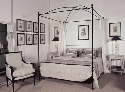 Кровать 12/0241, фабрика Isabella Costantini