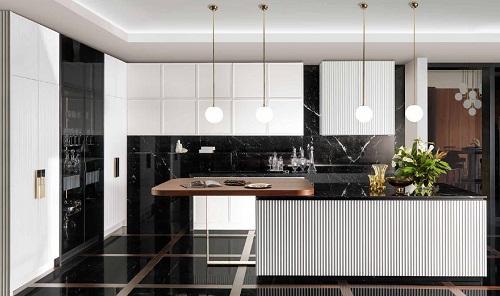 Кухня Deco, фабрика Castagna Cucine