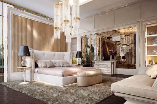 Кровать Metropolitan, фабрика Faoma