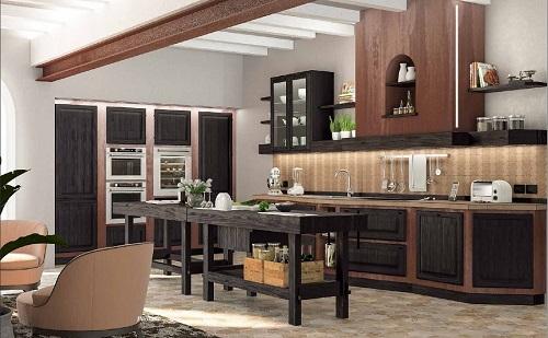 Кухня Paolina, фабрика Zappalorto