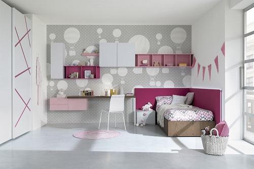 Мебель для детской Set 4, фабрика Trabattoni