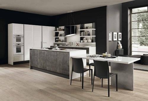 Кухня Class Line, фабрика Febalcasa