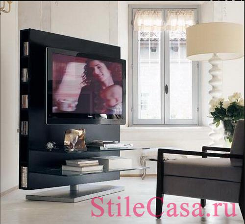 Мебель для ТВ Mediacentre, фабрика Porada
