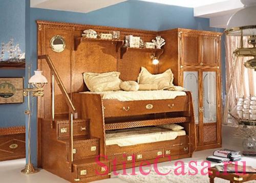 Мебель для детской Proposal 247, фабрика Caroti
