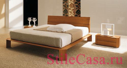 Кровать Ebanis, фабрика Veneran