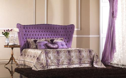 Кровать Bernini, фабрика Pigoli Salotti