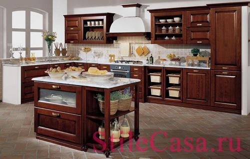 Кухня Malaga, фабрика Stosa Cucine
