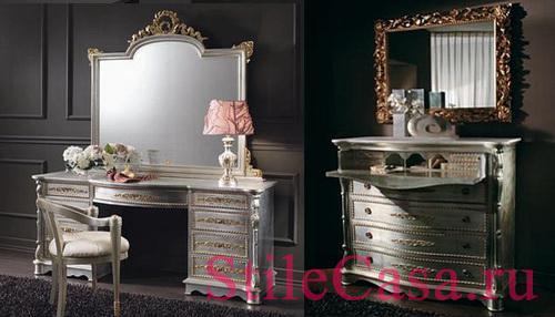 Дамский столик art.2459/2290, фабрика Ceppi Style