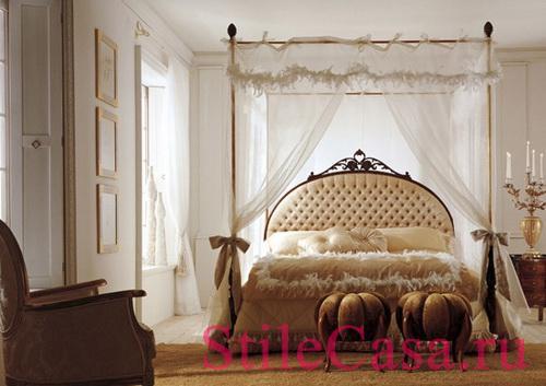 Кровать Bed 018, фабрика Volpi