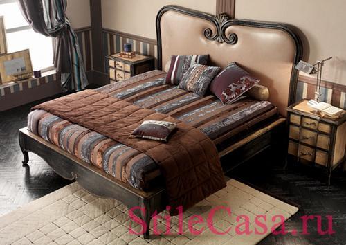 Кровать Chantal , фабрика Busatto Mobili