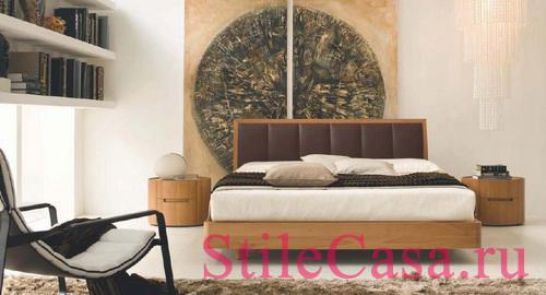 Кровать Bross, фабрика Doimo Design