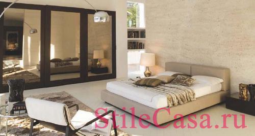 Кровать Comfort, фабрика Doimo Design