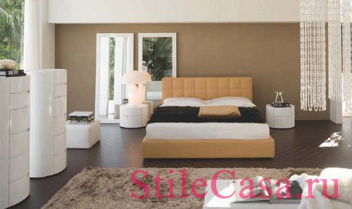 Кровать Elite, фабрика Doimo Design