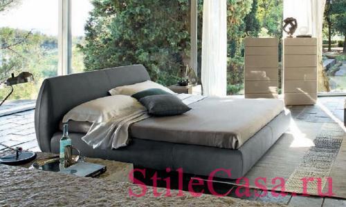 Кровать Milord, фабрика Doimo Design
