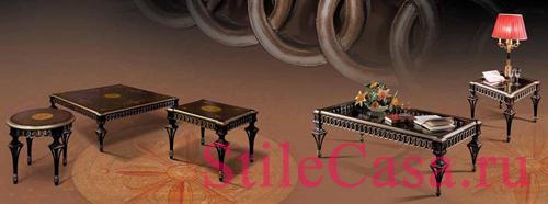 Журнальный столик арт. 4294, фабрика Ezio Bellotti