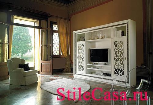 Мебель для ТВ Dolce vita 02, фабрика CP Mobili (Metamorfosi)