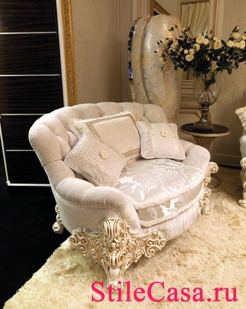 Кресло Art. 4723, фабрика Ezio Bellotti