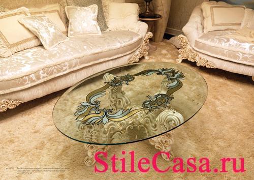 Журнальный столик Art. 4727, фабрика Ezio Bellotti