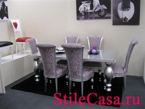 Столовая группа Cortina art. 3270, фабрика Bello Sedie