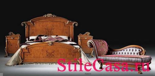 Кровать Passion, фабрика Citterio