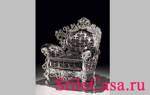 Кресло art 1757, фабрика Bakokko